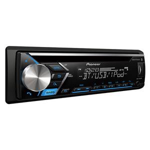 Pioneer DEH-S4010BT CD Receiver with Built-in Bluetooth