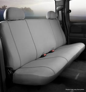 Fia SP82-40 GRAY Seat Protector Custom Seat Cover