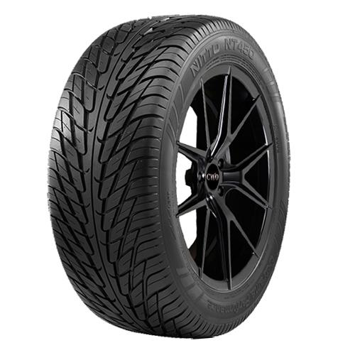 4-P205/55R16 Nitto NT450 Extreme 89V BSW Tires