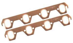 Mr. Gasket 7161 Copper Seal Exhaust Gasket Set