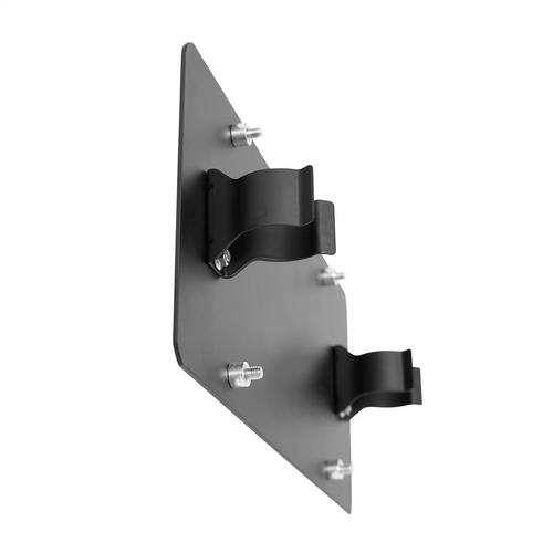 Smittybilt 4432 License Plate Mount Bracket for Roller Fairlead