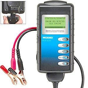 6/12V BAT/ELECT TESTER (MDT-MDX-650)