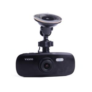 G1W-S Car Dash Camera with GPS | Full 1080P HD Video & Audio Recording Support GPS Logger G-Sensor Capabilities | NT9665