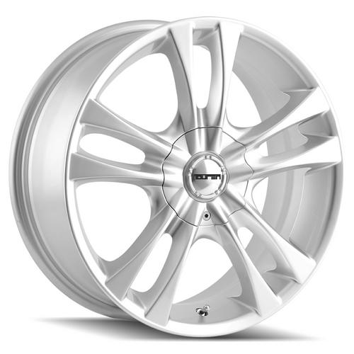 "Touren TR22 15x7 5x100/5x4.5"" +40mm Silver Wheel Rim 15"" Inch"
