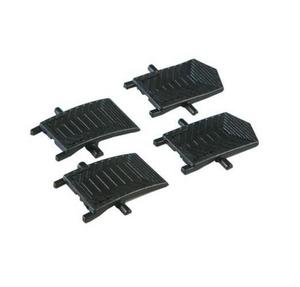 Fly Racing 8001100007 Reciever Kit for Pivotal Roost Guard - 4 Pieces