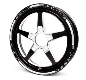 Weld Racing Alumastar 2.0 Wheel 1-Piece 15x3.5 in Anglia Spindle P/N 88B-15000