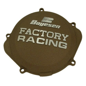 Boyesen Magnesium Factory Clutch Cover For Kawasaki KX 450 F 16-17 CC-18AM
