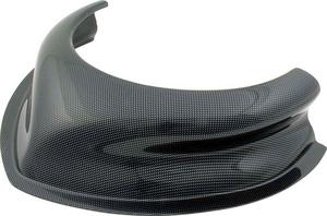 Allstar Performance Carbon Fiber Look Plastic Hood Scoop P/N 23232