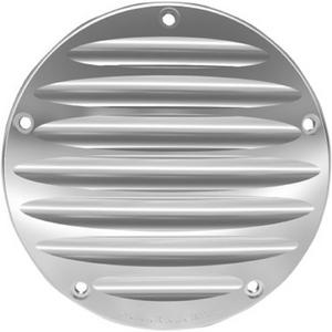 Arlen Ness 30-311 Deep Cut II Derby Cover - Chrome