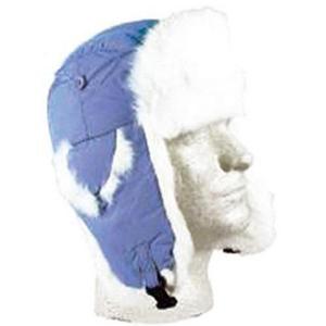 Yukon Tracks Taslan Alaskan Style Hat Powder Blue (Blue, Large)