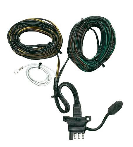 Hopkins Towing Solution 48240 Endurance 4 Wire Flat Trailer End Y Harness