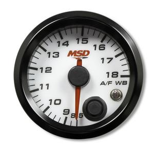 MSD Ignition 4651 Standalone Wideband Air/Fuel Gauge