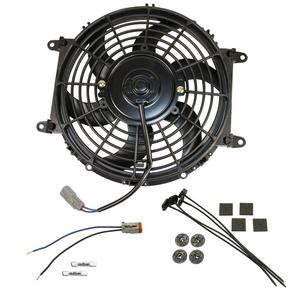 BD Diesel 1030607 Universal Electric Cooling Fan Kit