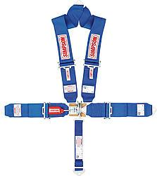 SIMPSON SAFETY Blue Latch and Link 5 Point Harness P/N 29065BL