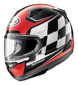Arai Signet-X Finish Full Face Motorcycle Helmet Red Adult Size XS