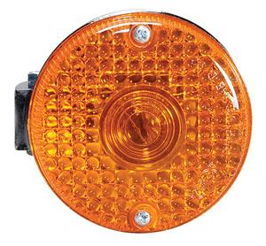 K&S Technologies 25-2195 DOT Approved Turn Signal - Amber