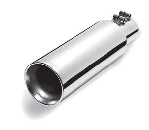 Gibson Performance 500546 Polished Stainless Steel Exhaust Tip