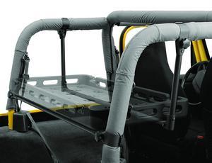 Bestop HighRock 4x4 Cargo Rack Bracket Kit - Jeep 1992-2002 Wrangler