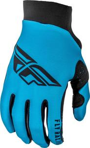 Fly Racing Pro Lite Gloves Blue/Black (Blue, 9)