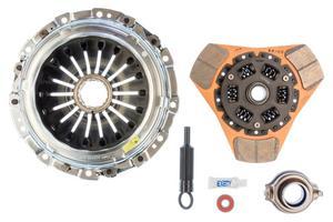 Exedy Racing Clutch 15951 Stage 2 Cerametallic Clutch Kit Fits Impreza Legacy