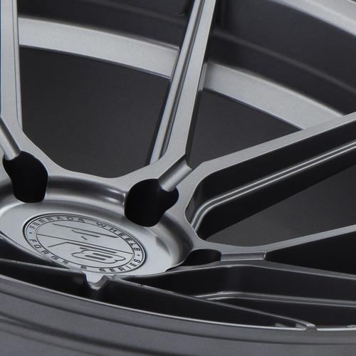 "20"" FERRADA F8-FR8 GRAPHITE FORGED CONCAVE WHEELS RIMS FITS BMW E70 X5"