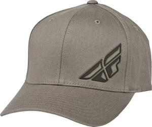 Fly Racing 2015 ADULT F-Wing Hat Grey S-M