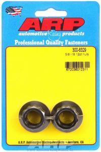 ARP 12 pt Nut 5/8-18 in Thread 2 pc P/N 300-8329