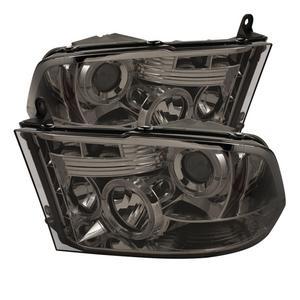Spyder Auto 5010056 Halo LED Projector Headlights
