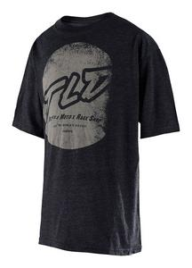 Troy Lee Designs 2017 Stomp T-Shirt Charcoal Heather Youth Size M
