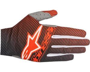 Alpinestars Dune-1 Gloves Orange Fluo/Dark Blue (Orange, XX-Large)