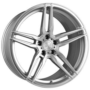 "20"" VERTINI RF1.6 FORGED SILVER CONCAVE WHEELS RIMS FITS BMW F10 528i 535i 550"