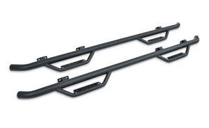 Go Rhino D24352T Dominator D2 SideSteps Fits 04-15 Titan
