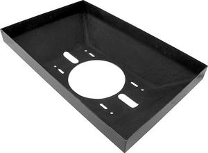 Allstar Performance Dominator Flange Fiberglass Scoop Tray P/N 23288