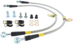 StopTech 950.63013 Stainless Steel Braided Brake Hose Kit