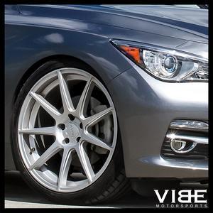 "20"" VELGEN VMB9 SILVER WHEELS RIMS FITS BMW E90 325 328 330 335 SEDAN"