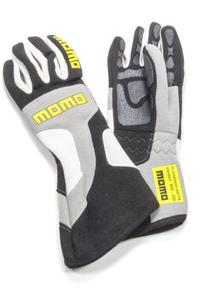 Momo X-Large Black Single Layer Driving Gloves P/N R530GN12