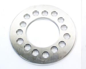 JOES RACING 1/4 in Thick 5 x 4.5/4.75/5 in Bolt Pattern Wheel Spacer P/N 38121