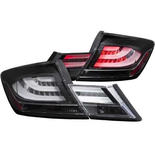 Anzo USA 321323 Tail Light Assembly Fits 13-15 Civic
