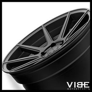"20"" VELGEN VMB9 BLACK CONCAVE WHEELS RIMS FITS BMW E92 E93 328i 335i COUPE"