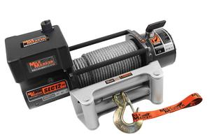 Mile Marker 76-50251BW SEC12 ES Waterproof Winch