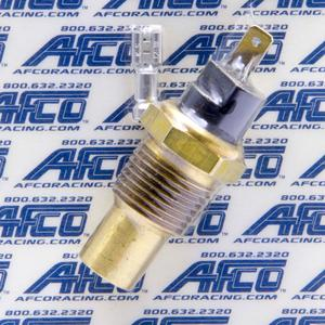 AFCO RACING PRODUCTS 230 Degree On Temperature Switch P/N 85282