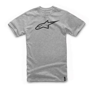 Alpinestars Ageless T-Shirt Athletic Heather/Black (Gray, X-Large)