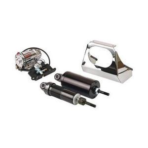 Arnott MC-2909 Fox Series Softail Air Suspension - Chrome