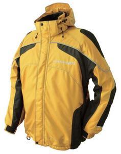 Katahdin Tron Jacket (Yellow, XXXX-Large)