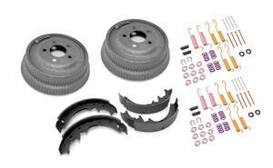 Omix-Ada 16766.04 Drum Brake Service Kit Fits 78-86 CJ5 CJ7 Scrambler