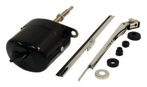 Crown Automotive 12V Wiper Motor Kit Fits 41-58 MB Willys