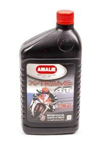 Amalie X-treme 4T 10W40 Motor Oil 1 qt P/N 72676-56