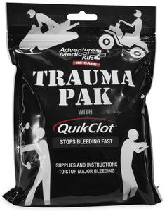 Adventure Medical Kits 2064-0292 Trauma Pak with Quickclot