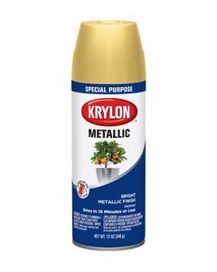 Krylon 1701 Krylon Metallic Paints