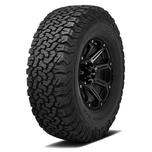 LT255/70R17 BF Goodrich All Terrain T/A KO2 118S E/10 Ply BSW Tire
